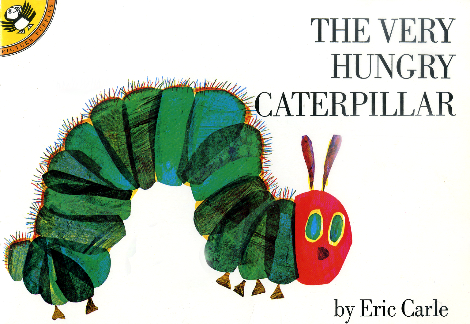 The Very Hungry Caterpillar - Wikipedia |Hungry Caterpillar Book